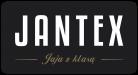 Jantex logo + haslo